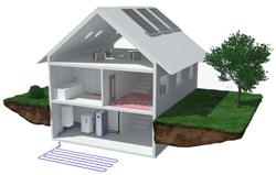 Podlahové topení - Jak funguje