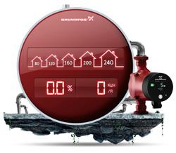 Tepelná čerpadla - podlahové topení